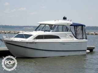 Bayliner 246 Discovery, 25', for sale - $38,500