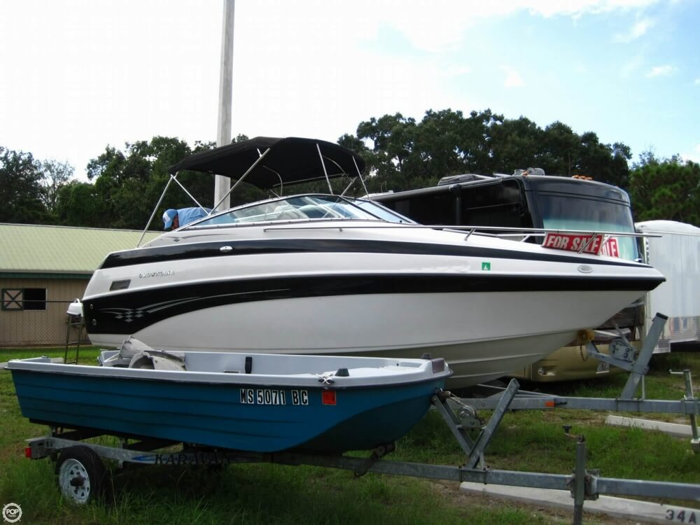 2004 Crownline 235 CCR - Photo #4