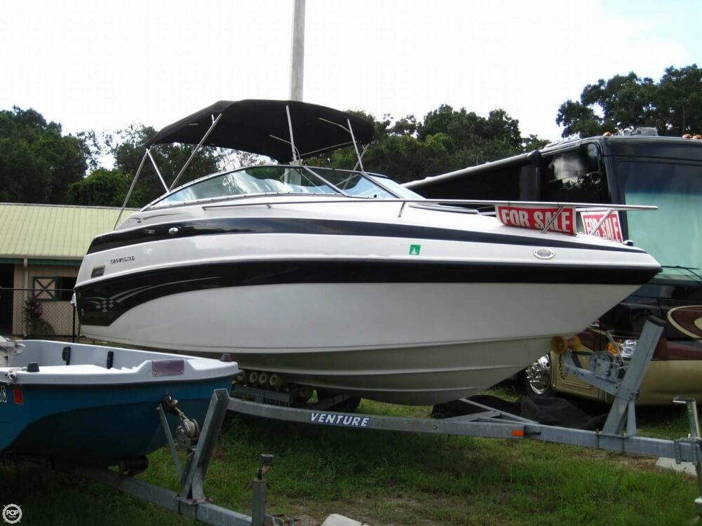 2004 Crownline 235 CCR - Photo #16