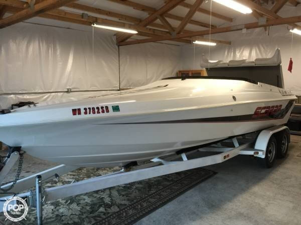 1998 Wellcraft 22 Scarab - Photo #14