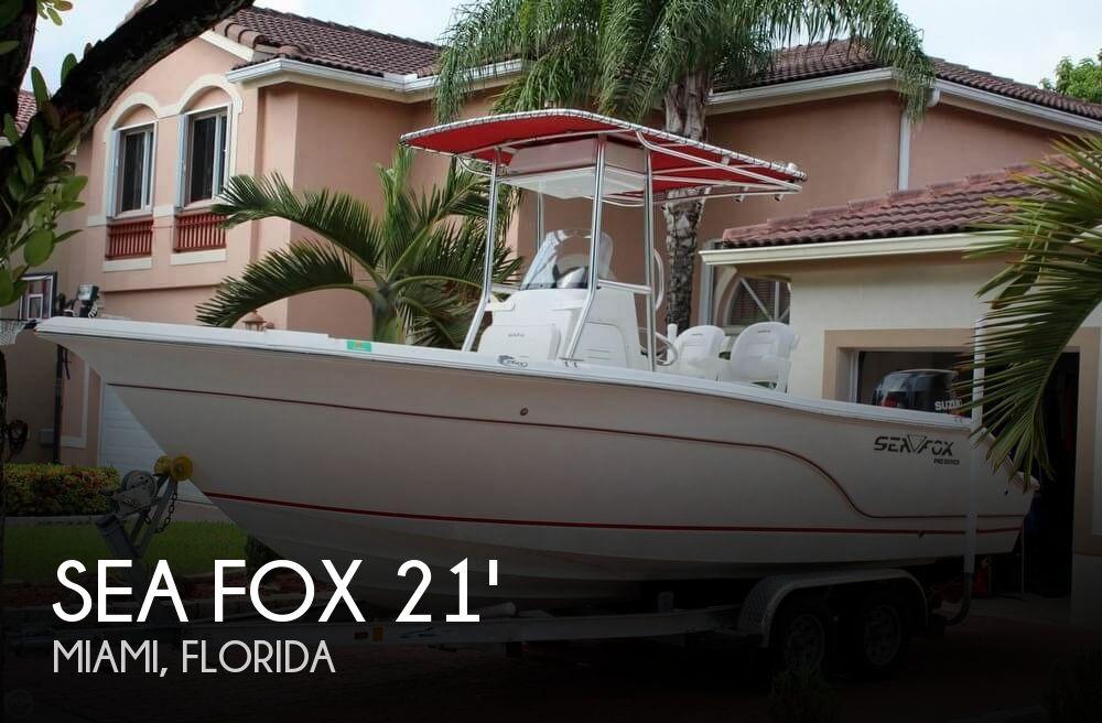 2007 Sea Fox 216 CC - Photo #1