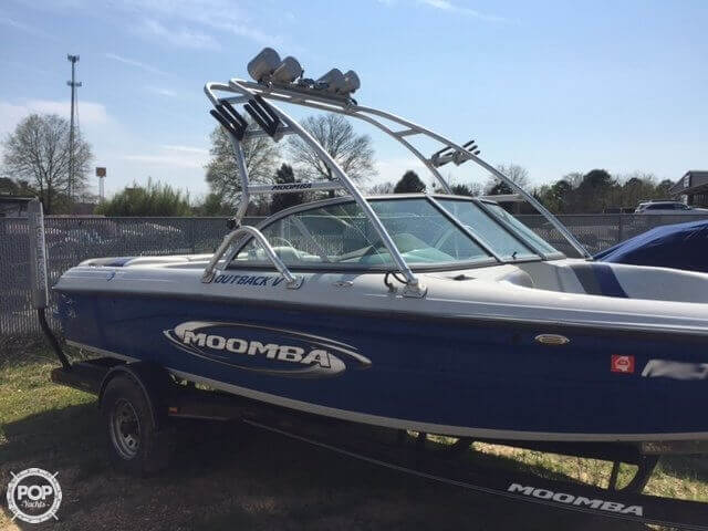 SOLD: Moomba Outback V in Oxford, MS | POP Yachts on indmar wiring harness, indmar engine diagram, indmar marine wiring, indmar engine manual, indmar 5.7 mpi, indmar monsoon relay diagram 96, indmar 5.7 engine wiring, filtration system diagrams,