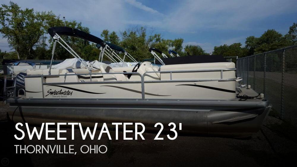 2009 Sweetwater 2286 Pontoon - Photo #1