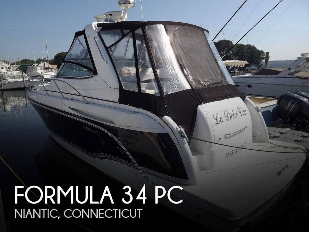 2006 FORMULA 34 PC for sale