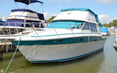 Silverton 34 Convertible, 34', for sale - $17,000