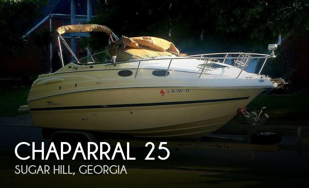 Used Chaparral 25 Boats For Sale by owner | 2004 Chaparral 25