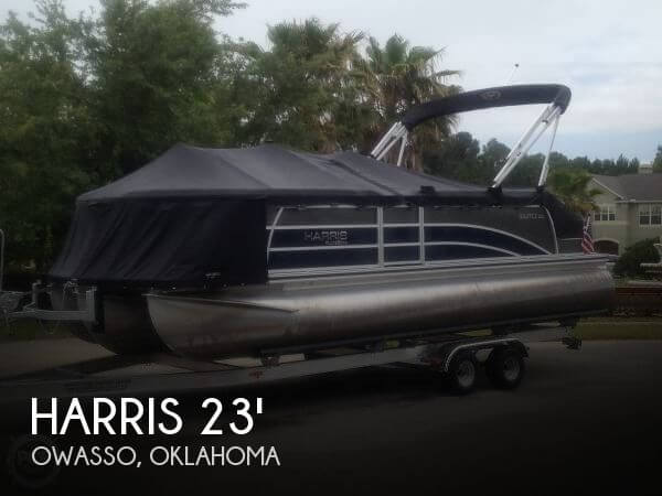 Used Boats For Sale in Tulsa, Oklahoma by owner | 2013 Harris 23