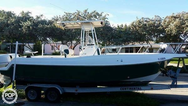 1998 Aquasport 245 Osprey - Photo #3