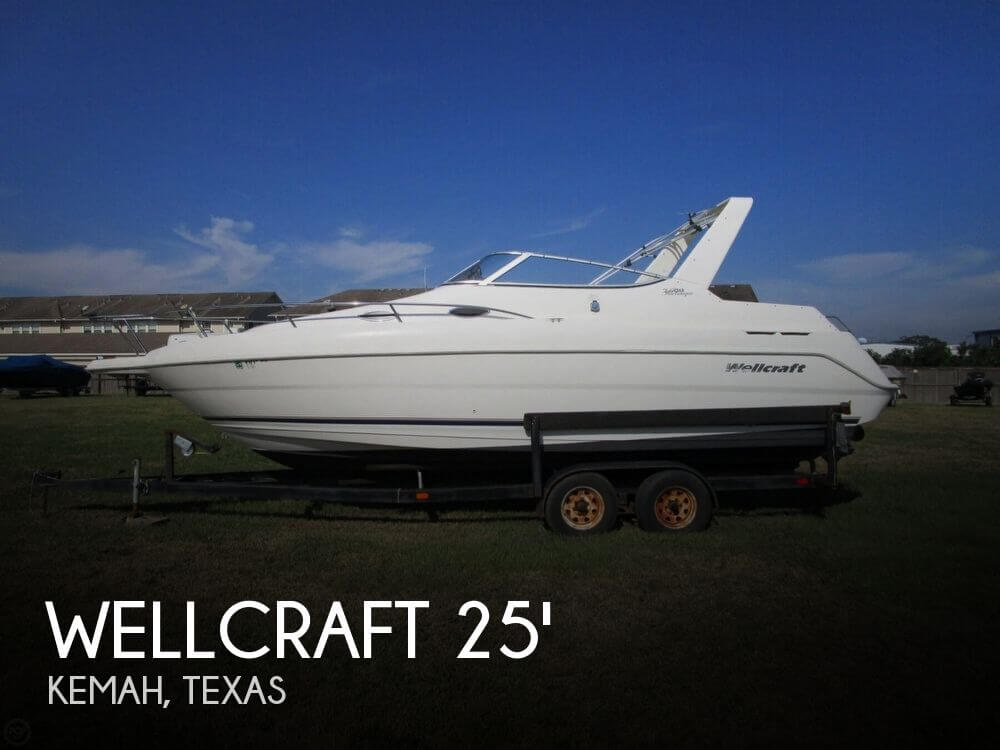 1999 Wellcraft 2400 Martinique - Photo #1