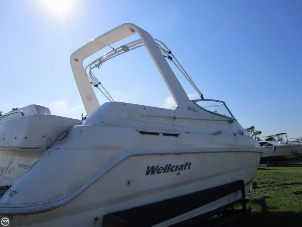1999 Wellcraft 2400 Martinique - Photo #15
