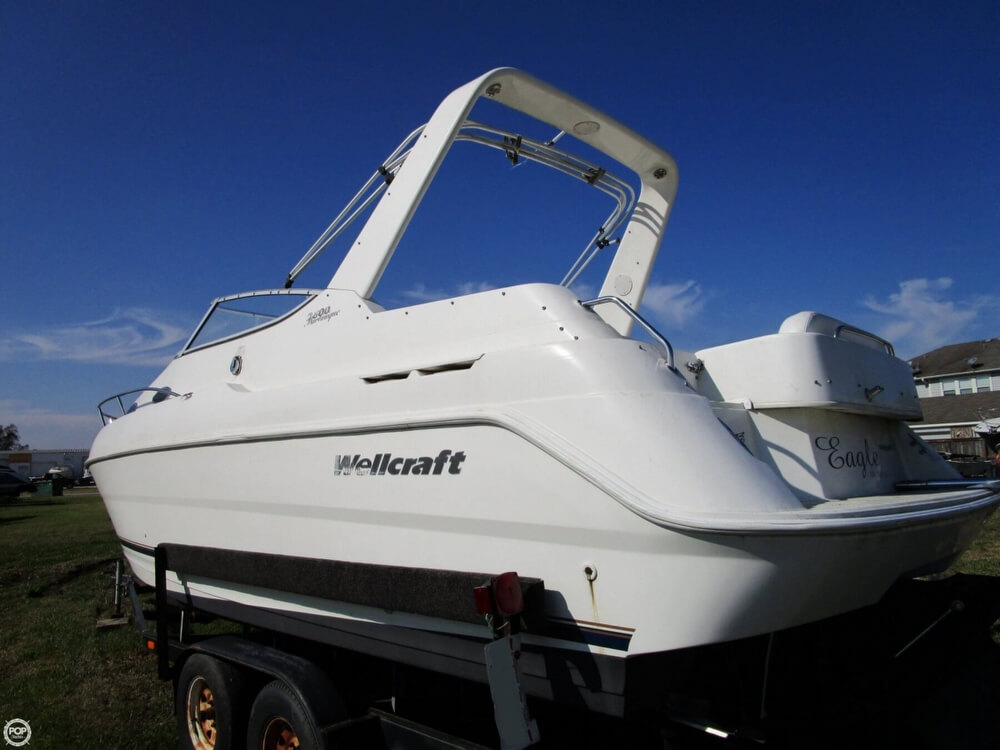 1999 Wellcraft 2400 Martinique - Photo #28
