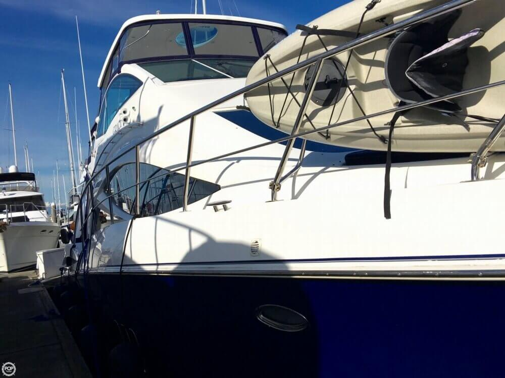 2006 Cruisers Yachts boat for sale, model of the boat is 477 Sport Sedan & Image # 19 of 40