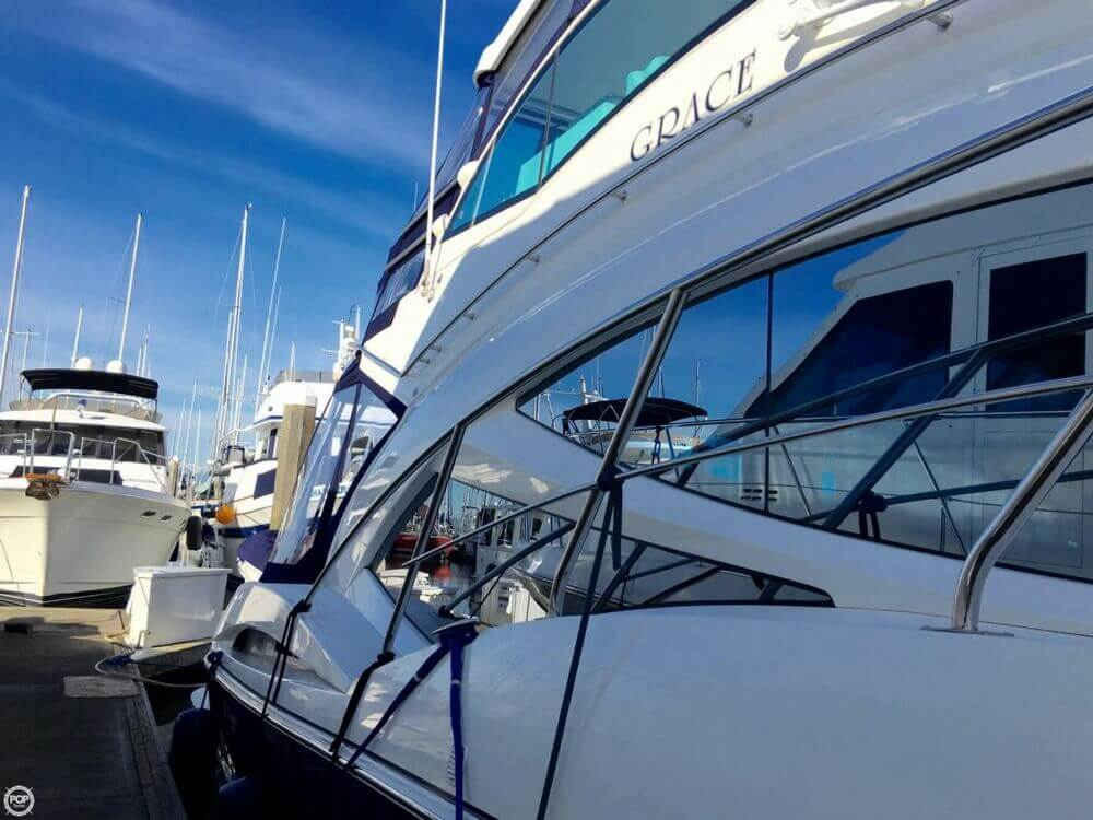 2006 Cruisers Yachts boat for sale, model of the boat is 477 Sport Sedan & Image # 29 of 40
