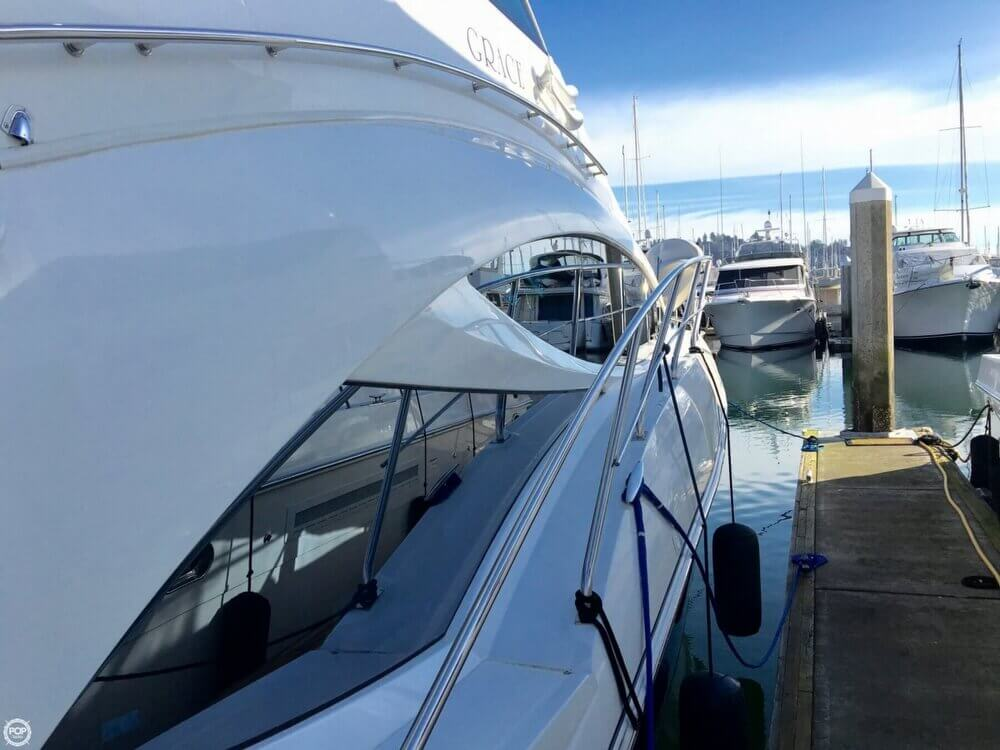 2006 Cruisers Yachts boat for sale, model of the boat is 477 Sport Sedan & Image # 32 of 40
