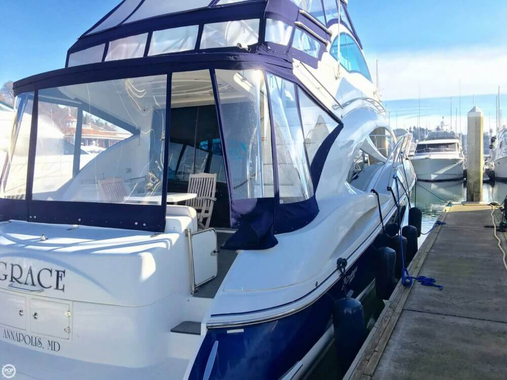 2006 Cruisers Yachts boat for sale, model of the boat is 477 Sport Sedan & Image # 33 of 40
