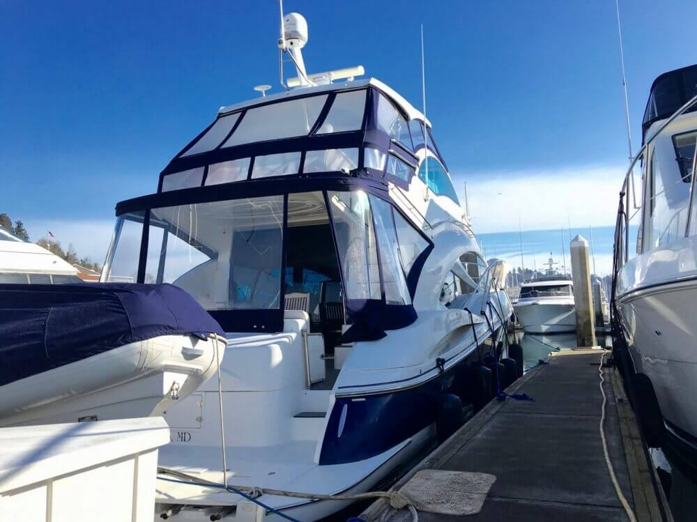 2006 Cruisers Yachts boat for sale, model of the boat is 477 Sport Sedan & Image # 34 of 40