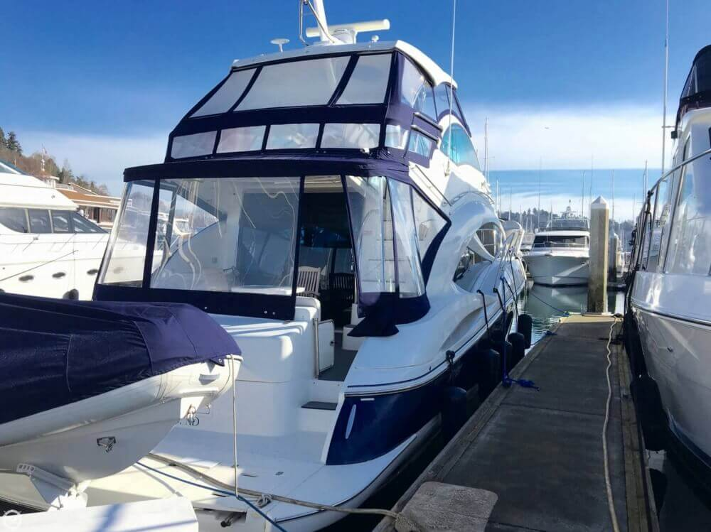 2006 Cruisers Yachts boat for sale, model of the boat is 477 Sport Sedan & Image # 35 of 40