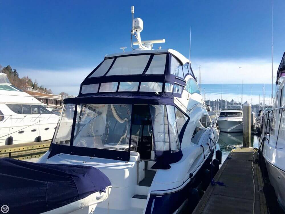 2006 Cruisers Yachts boat for sale, model of the boat is 477 Sport Sedan & Image # 36 of 40