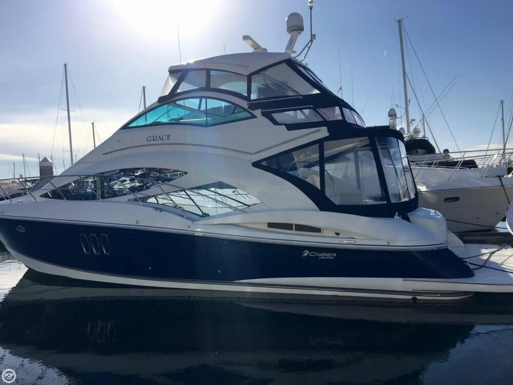2006 Cruisers Yachts boat for sale, model of the boat is 477 Sport Sedan & Image # 38 of 40