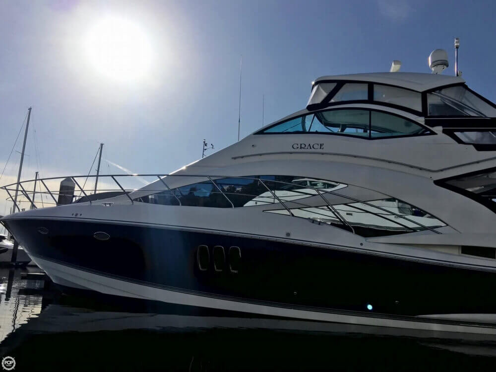 2006 Cruisers Yachts boat for sale, model of the boat is 477 Sport Sedan & Image # 40 of 40