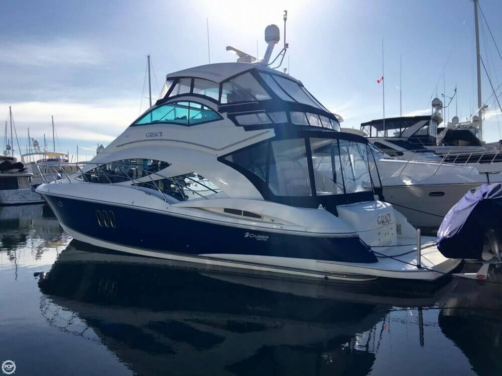 2006 Cruisers Yachts boat for sale, model of the boat is 477 Sport Sedan & Image # 4 of 40