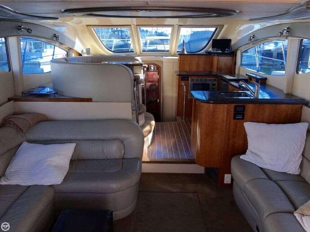 2006 Cruisers Yachts boat for sale, model of the boat is 477 Sport Sedan & Image # 7 of 40