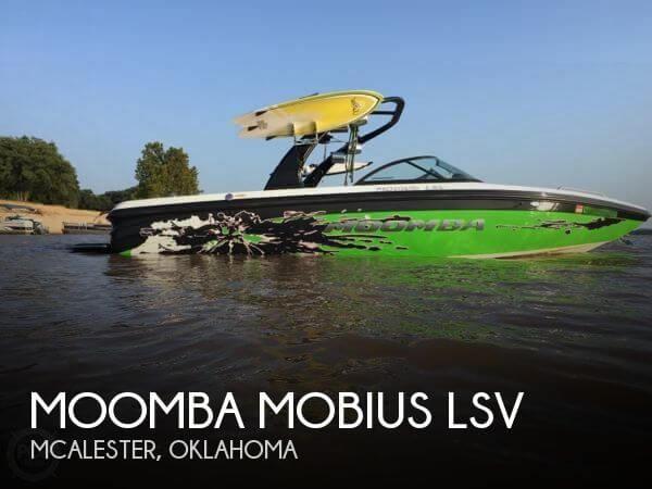 2011 Moomba Mobius LSV - Photo #1