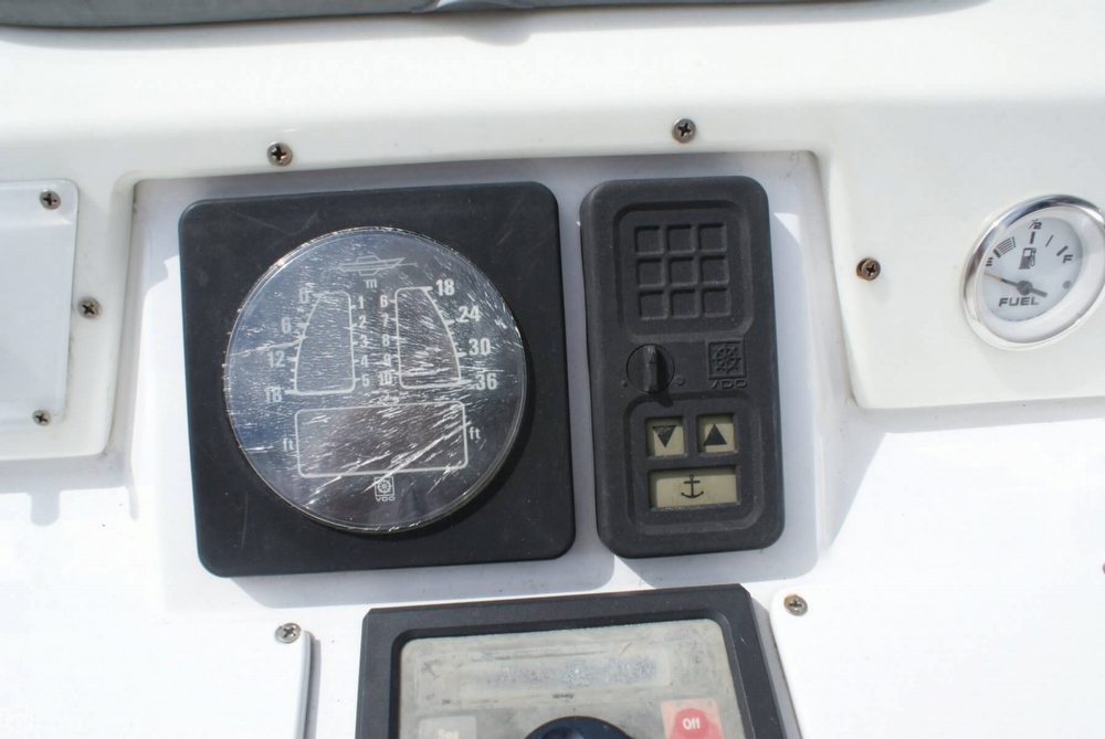 TRIM TAB INDICATOR
