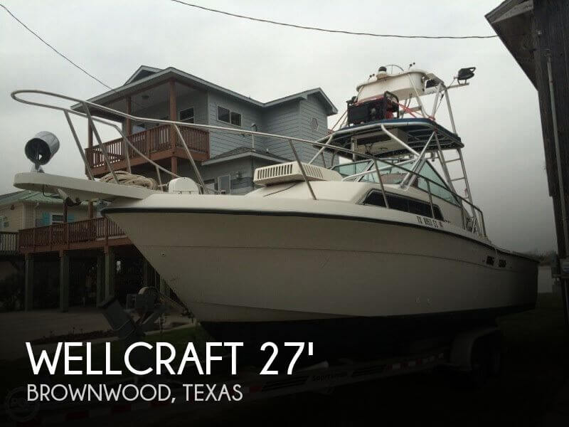 1988 Wellcraft 2800 Coastal - Photo #1