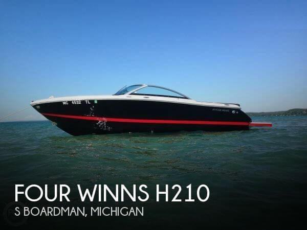 2012 Four Winns H210 - Photo #1