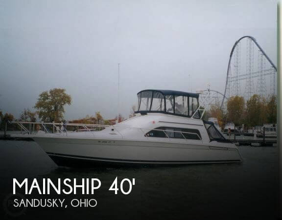 Used Motoryachts For Sale in Ohio by owner | 1998 Mainship 43