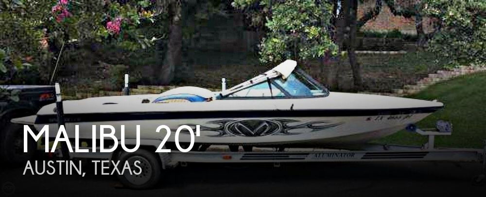 Used Boats For Sale by owner | 2000 Malibu 20