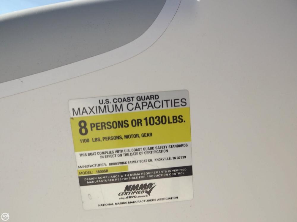 2006 Maxum 1800 SR3 - Photo #11