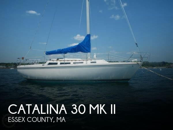 1986 Catalina 30 MK II - Photo #1