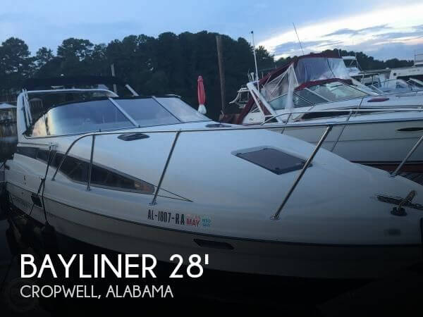 1994 Bayliner 2855 Ciera Sunbridge - Photo #1