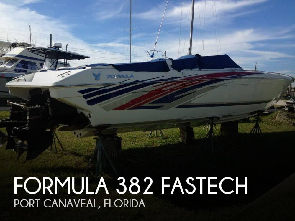 2000 FORMULA 382 FASTECH for sale
