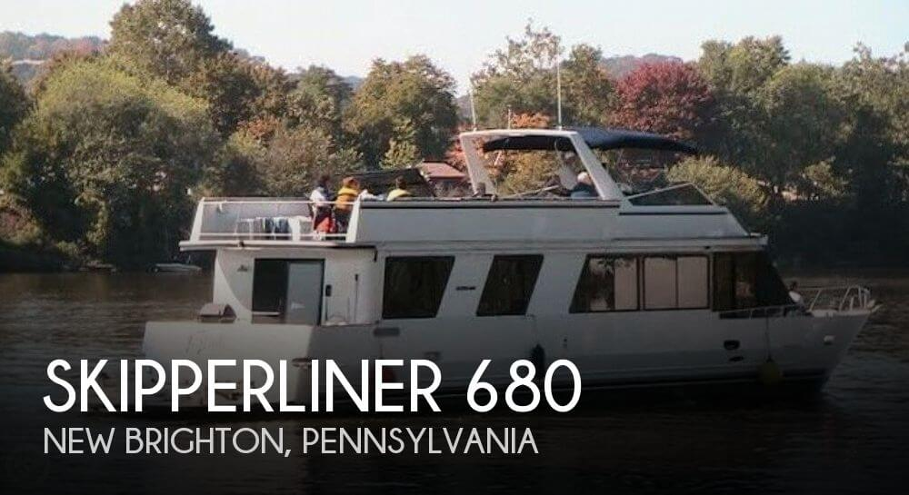 Used Boats For Sale in Youngstown, Ohio by owner | 1993 Skipperliner 68