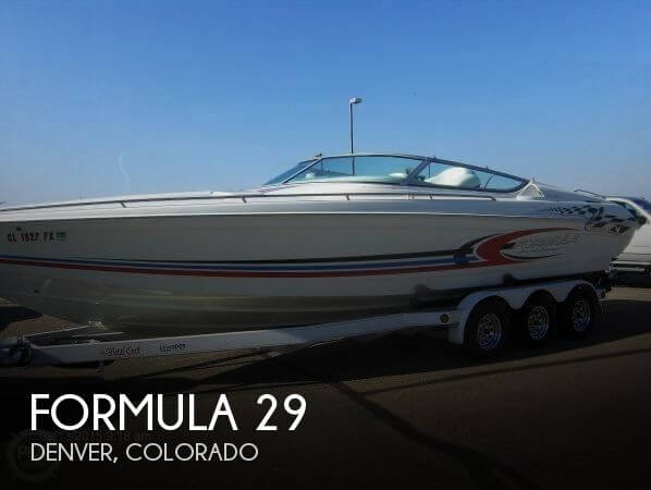 2002 formula 29 high performance boat for sale in for 90214 zip code