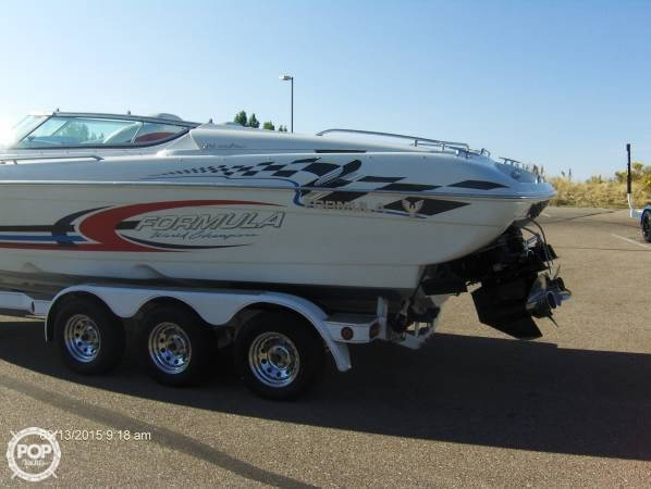 2002 Formula 29 High Performance Boat For Sale In