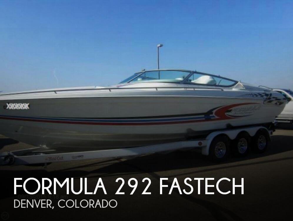 2002 Formula 292 Fastech - Photo #1