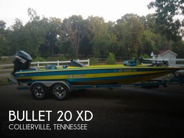 Used Boats For Sale in Memphis, Tennessee by owner | 2004 Bull 21
