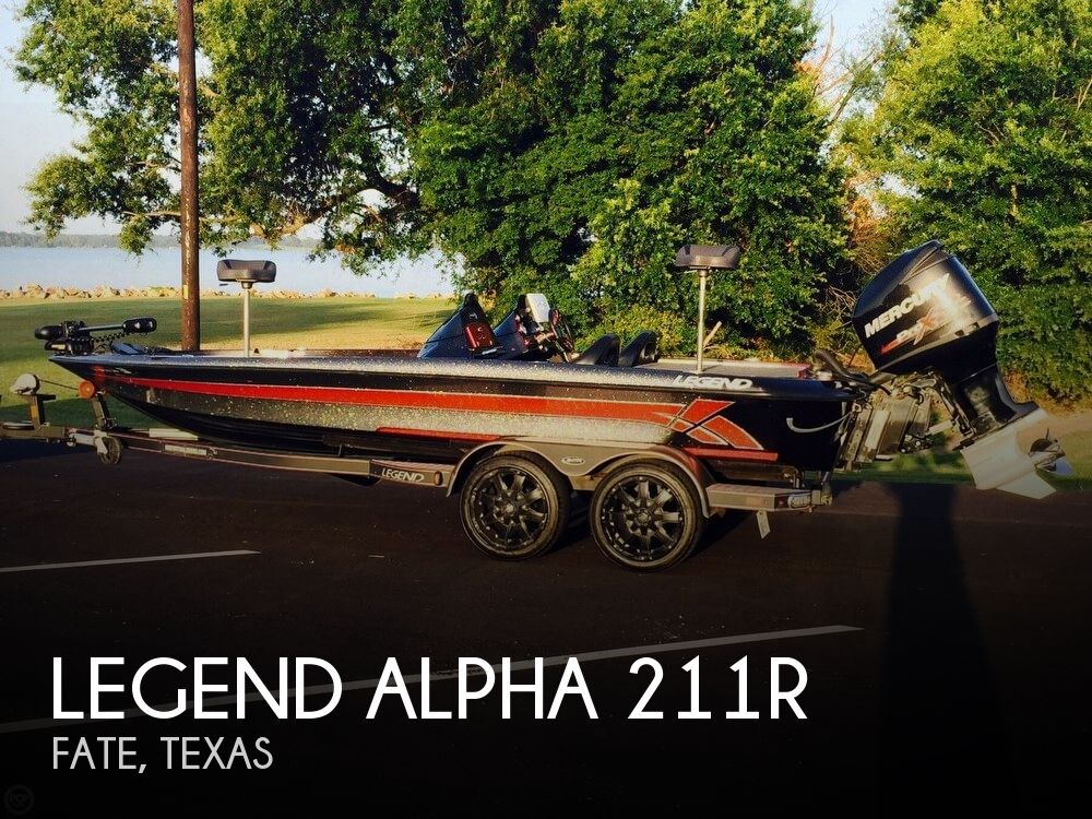 2014 Legend boat for sale, model of the boat is Alpha 211R & Image # 1 of 40