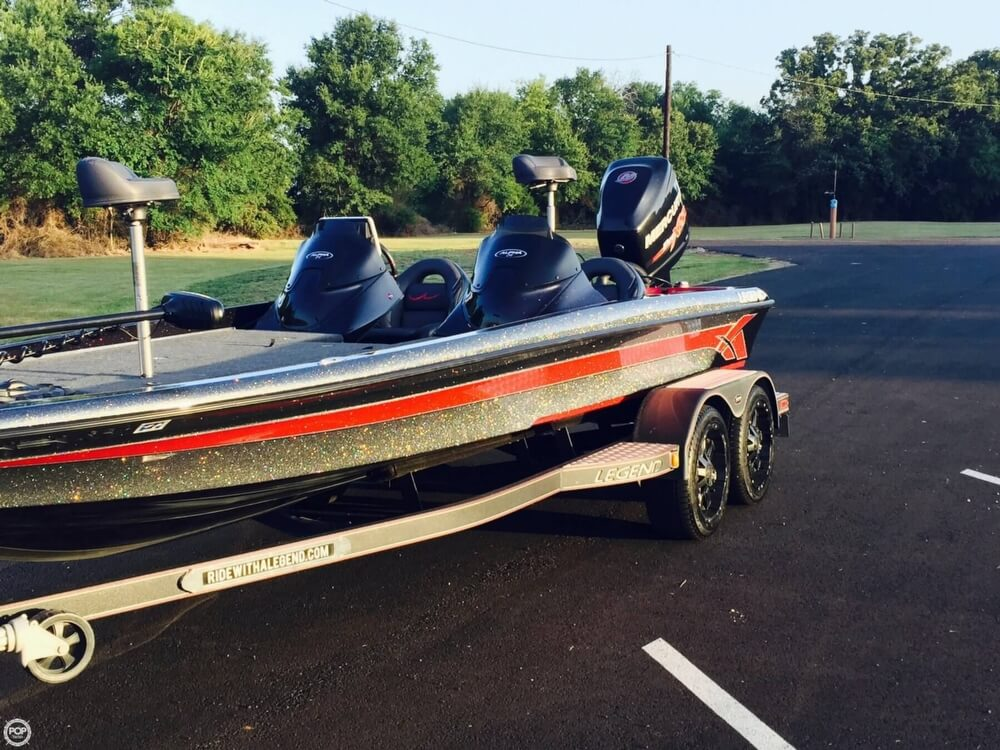 2014 Legend boat for sale, model of the boat is Alpha 211R & Image # 23 of 40