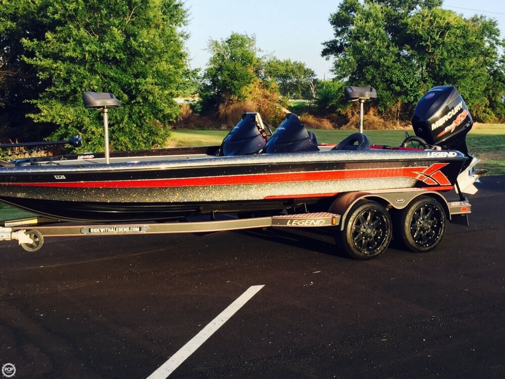 2014 Legend boat for sale, model of the boat is Alpha 211R & Image # 26 of 40