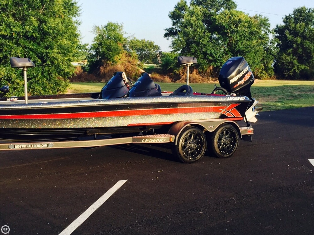 2014 Legend boat for sale, model of the boat is Alpha 211R & Image # 28 of 40