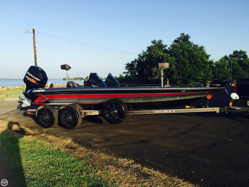 2014 Legend boat for sale, model of the boat is Alpha 211R & Image # 30 of 40