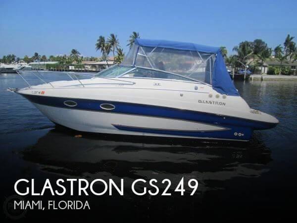 For Sale Used 2005 Glastron Gs249 In Miami Florida