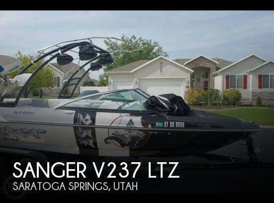Used Boats For Sale in Provo, Utah by owner | 2013 Sanger 23