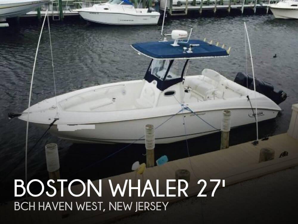 2004 Boston Whaler Outrage 270 - Photo #1