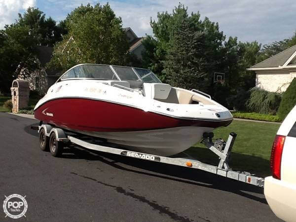 2009 Sea-Doo 230 Challenger SE - Photo #2